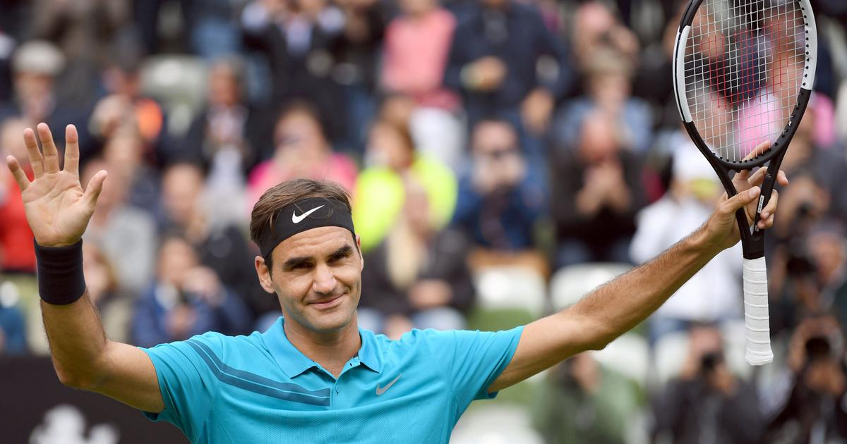 Stuttgart Cup: Federer battles to victory on long-awaited return to tennis