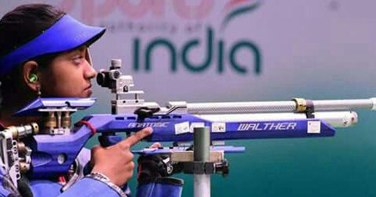 Elavenil Valarivan wins gold, men sweep 25m sport pistol podium at  Shooting Hopes meet