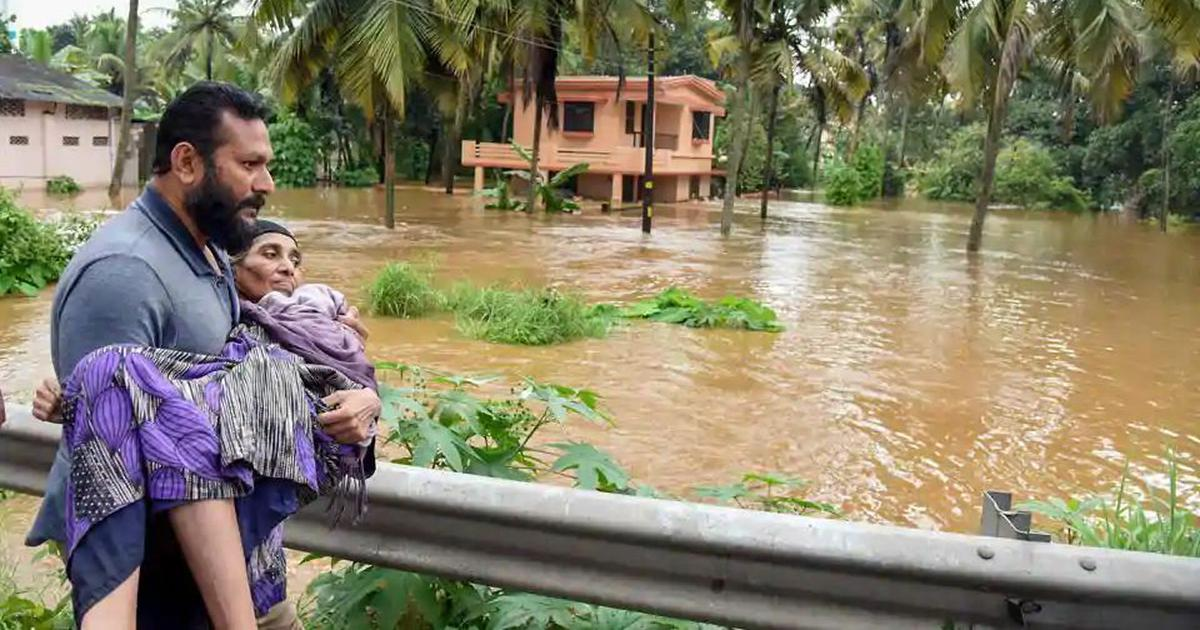 A year after Kerala floods, many survivors are even 'afraid to hear the sound of rain'