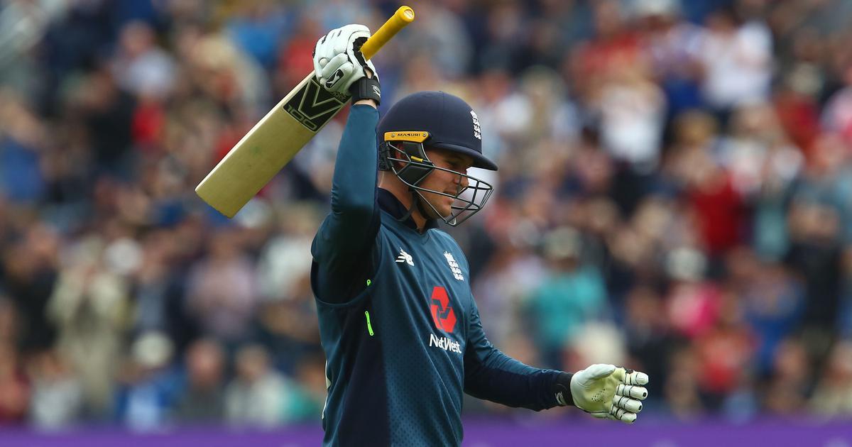 Jason Roy smashes ton as England beat Australia by six wickets in fourth ODI