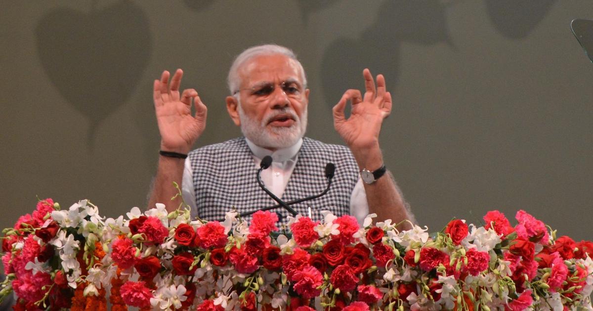 सभी समस्याओं और मतभेदों का बस एक ही समाधान है - विकास, विकास और विकास : नरेंद्र मोदी