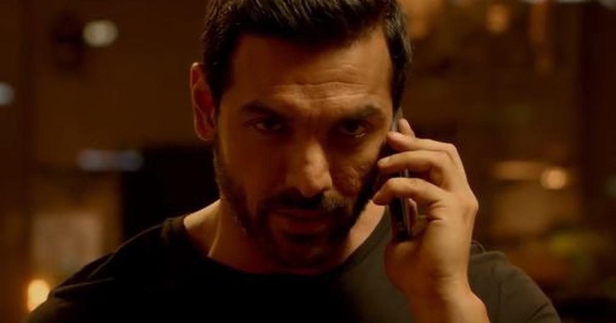 'Satyameva Jayate' trailer: John Abraham gets back in touch with his dark side