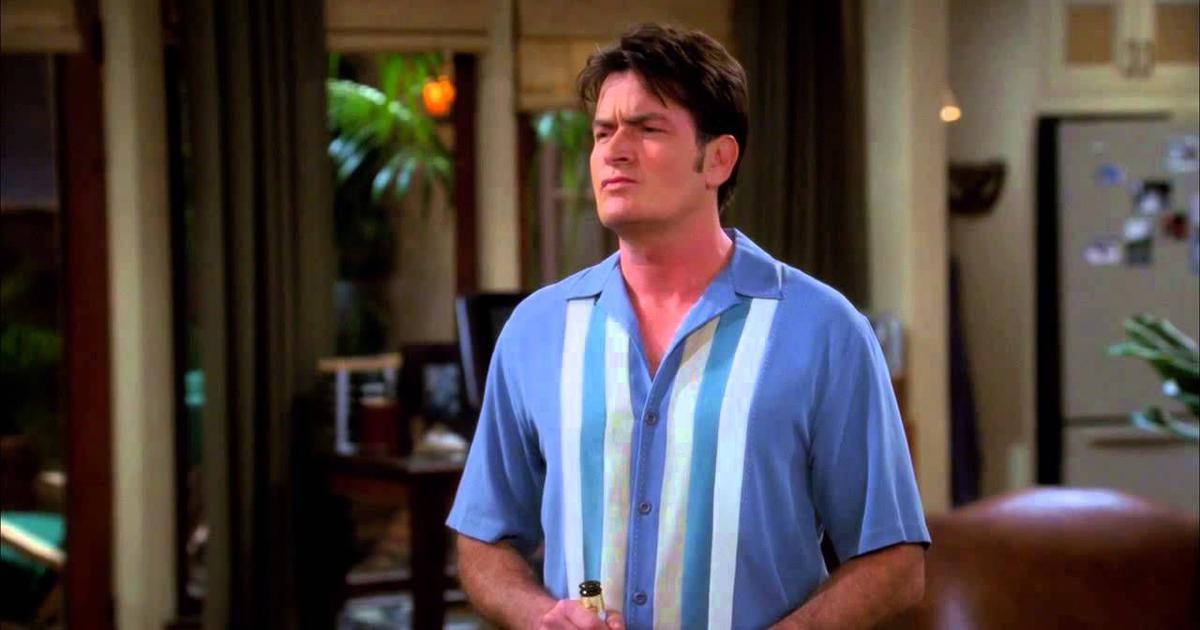 Charlie Sheen pitches for a 'Two and a Half Men' reboot in place of cancelled TV show 'Roseanne'