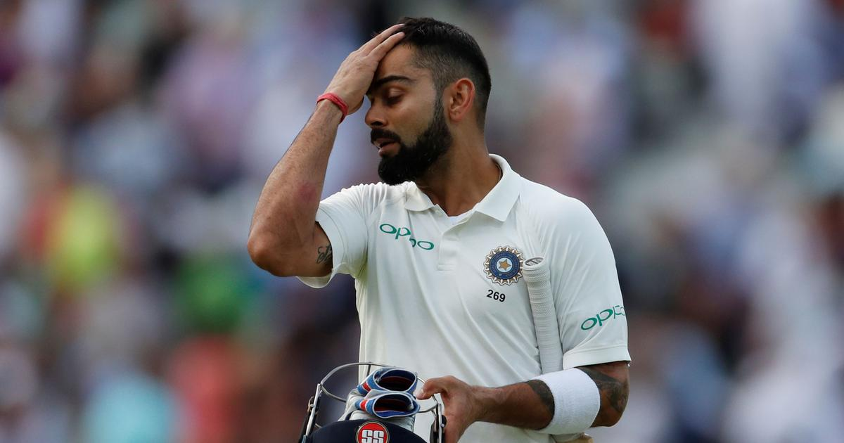 Unfair to say India's batting is too dependent on Virat Kohli, says Kumar Sangakkara
