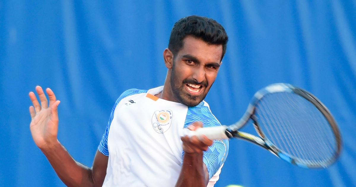 Can't be happier: At 29, Prajnesh Gunneswaran all set for Grand Slam debut at Australian Open