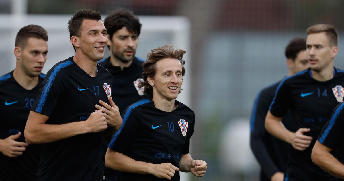 Luka Modric hails Croatia's character after shoot-out win against Russian Federation