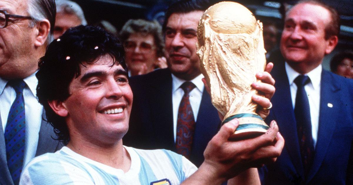 A brief history of Fifa World Cup: Mexico 1986, when Maradona single-handedly led Argentina to glory