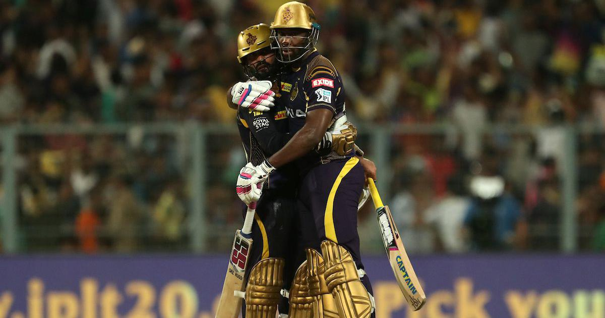 KKR vs RR as it happened: Russell, Karthik help Kolkata beat Rajasthan by six wickets
