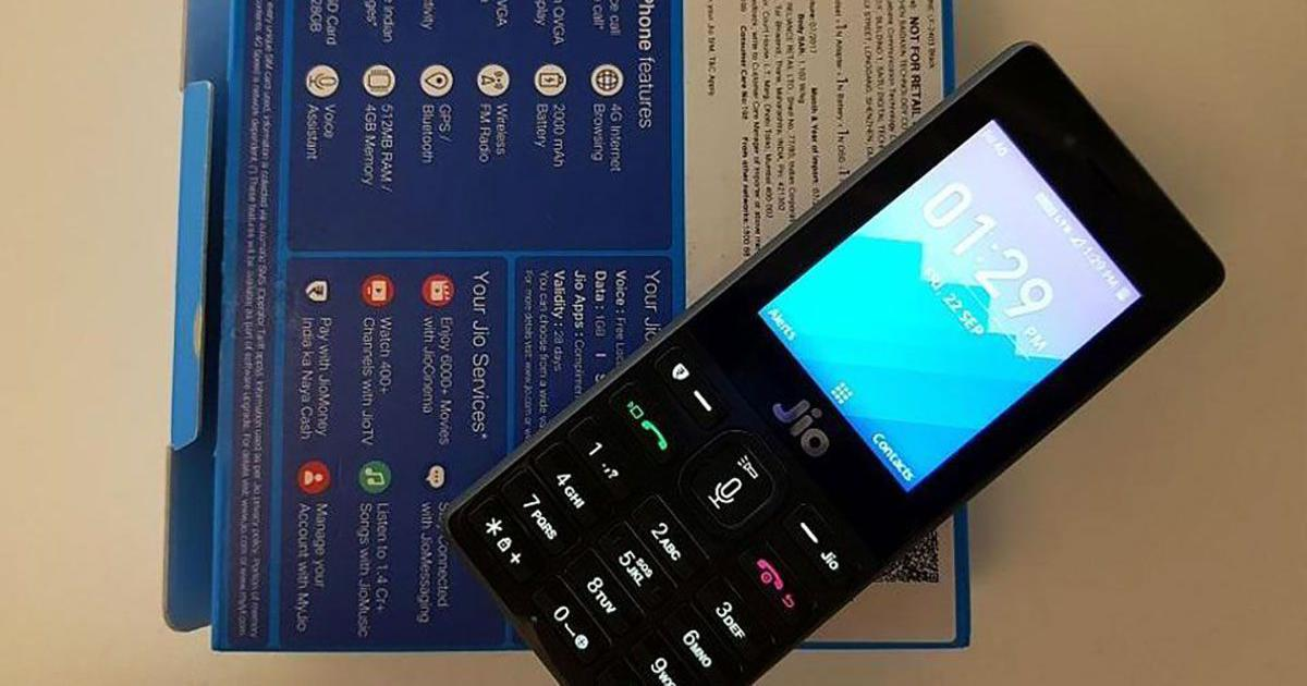 A little-known American startup is challenging Android and iOS in India, with the help of Jio phones