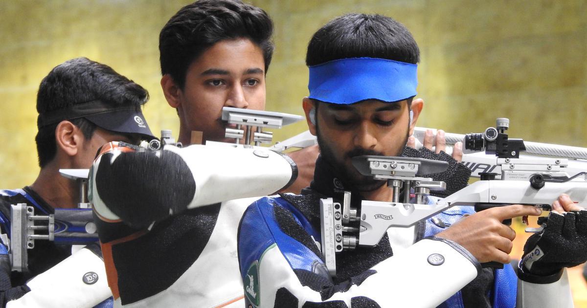 KSS shooting championship: Anil Kumar snatches 10m air rifle gold, Gagan Narang misses out