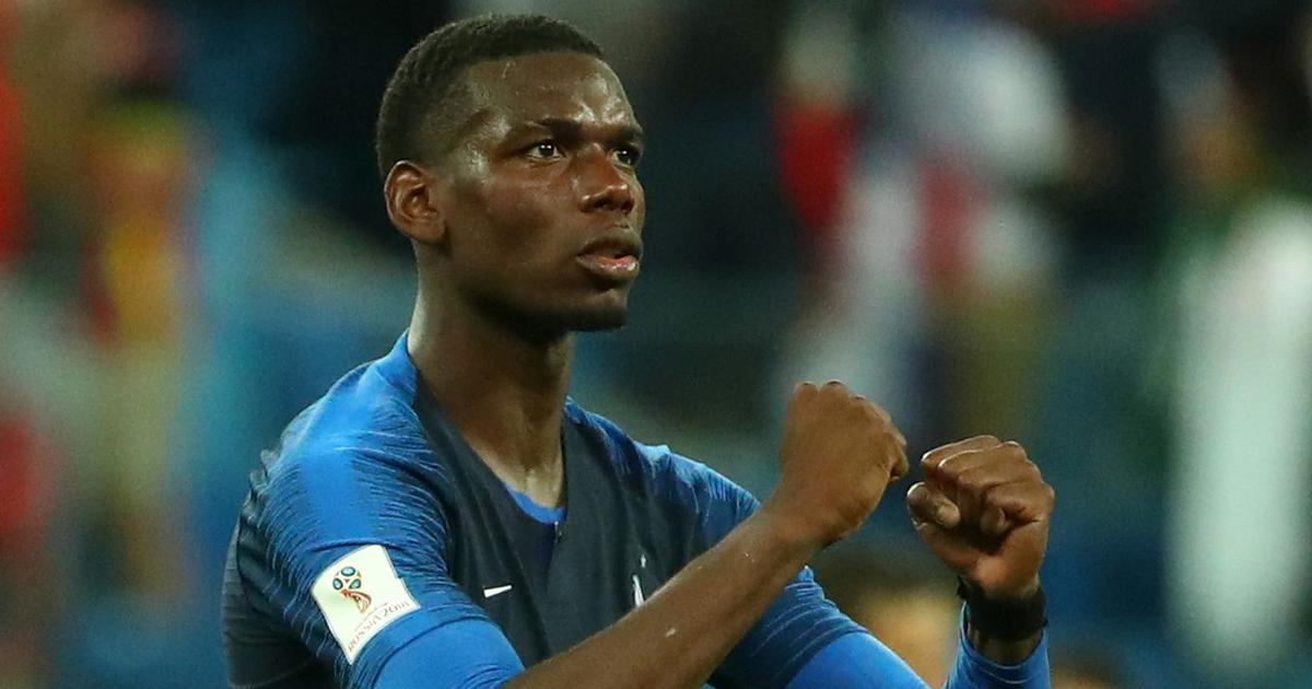 World Cup: Pogba, France's architect-in-chief, nullifies Belgium with midfield masterclass