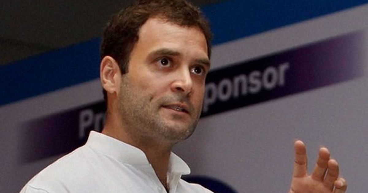 Rahul Gandhi says he will not visit Saharanpur after UP authorities ask him not to enter