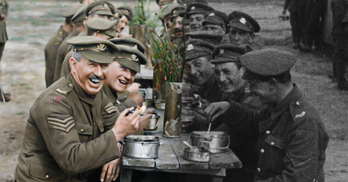 Peter Jackson documentary 'They Shall Not Grow Old' revisits World War I through colour and 3D