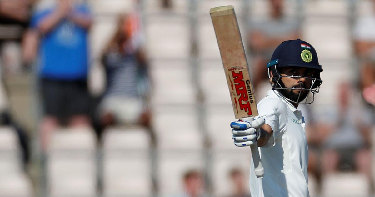 Virat Kohli reclaims top spot in latest ICC rankings for Test batsmen