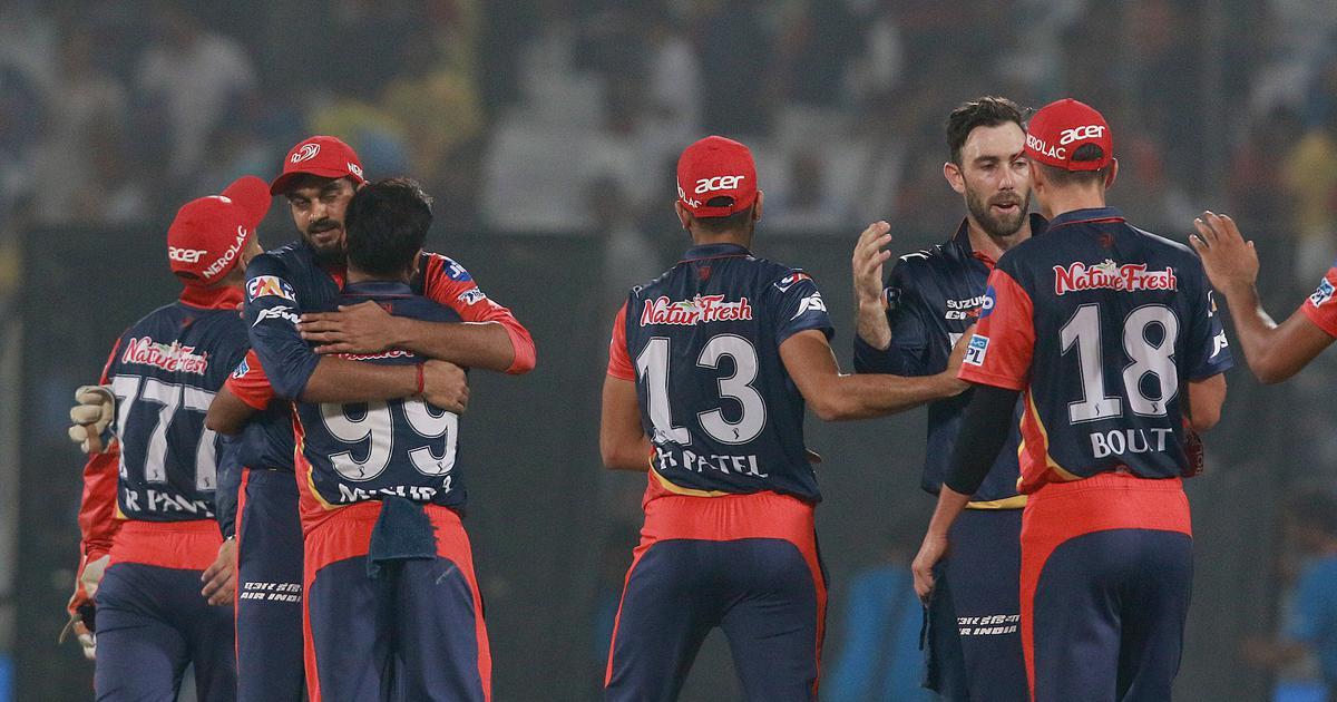 Harshal Patel stars as Delhi Daredevils pull off a surprise 34-run win over Chennai Super Kings