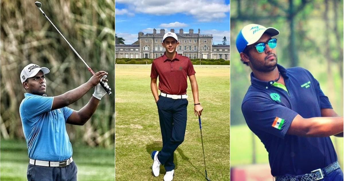 From teeing off as kids to Asian Games: Aadil, Harimohan and Rayhan are ready to make India proud