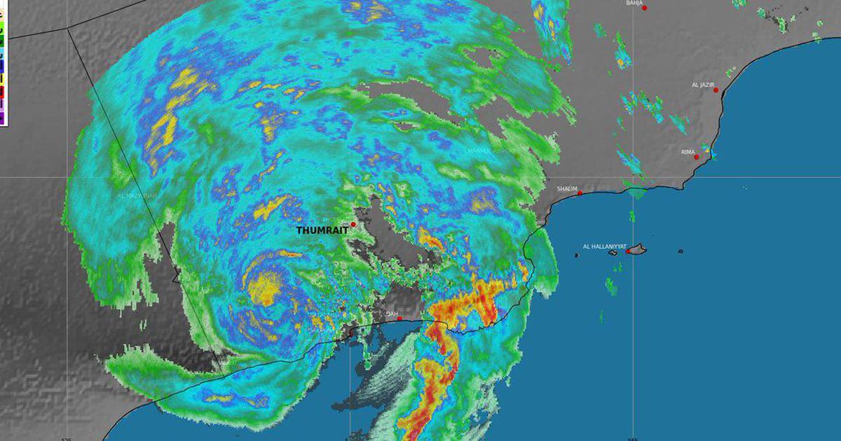 Cyclone Mekunu kills five in Yemen's Socotra island and a 12-year-old girl in southern Oman