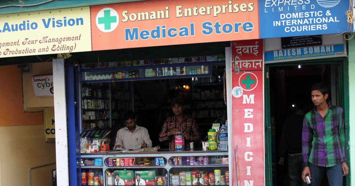 India needs to rope more private pharmacies into the fight against TB