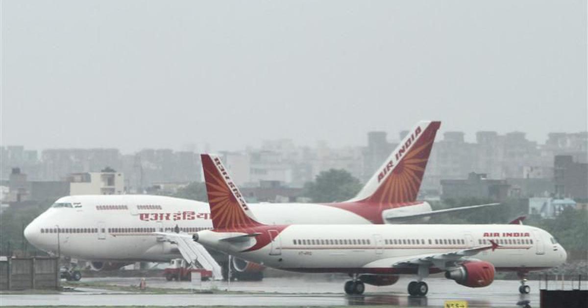 एयर इंडिया के पायलट की बड़ी चूक, विमान बन रहे रनवे पर उतारा