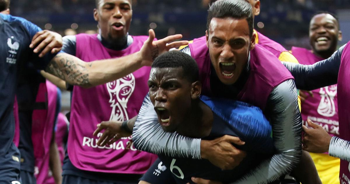 I consider them my family: Paul Pogba on gifting rings to World Cup winning French team-mates