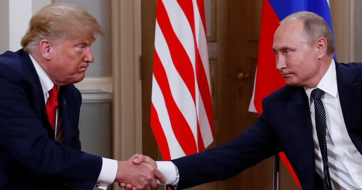 रूस और अमेरिका के राष्ट्रपतियों ने कहा है कि वे फिर एक-दूसरे से मिलने को तैयार हैं