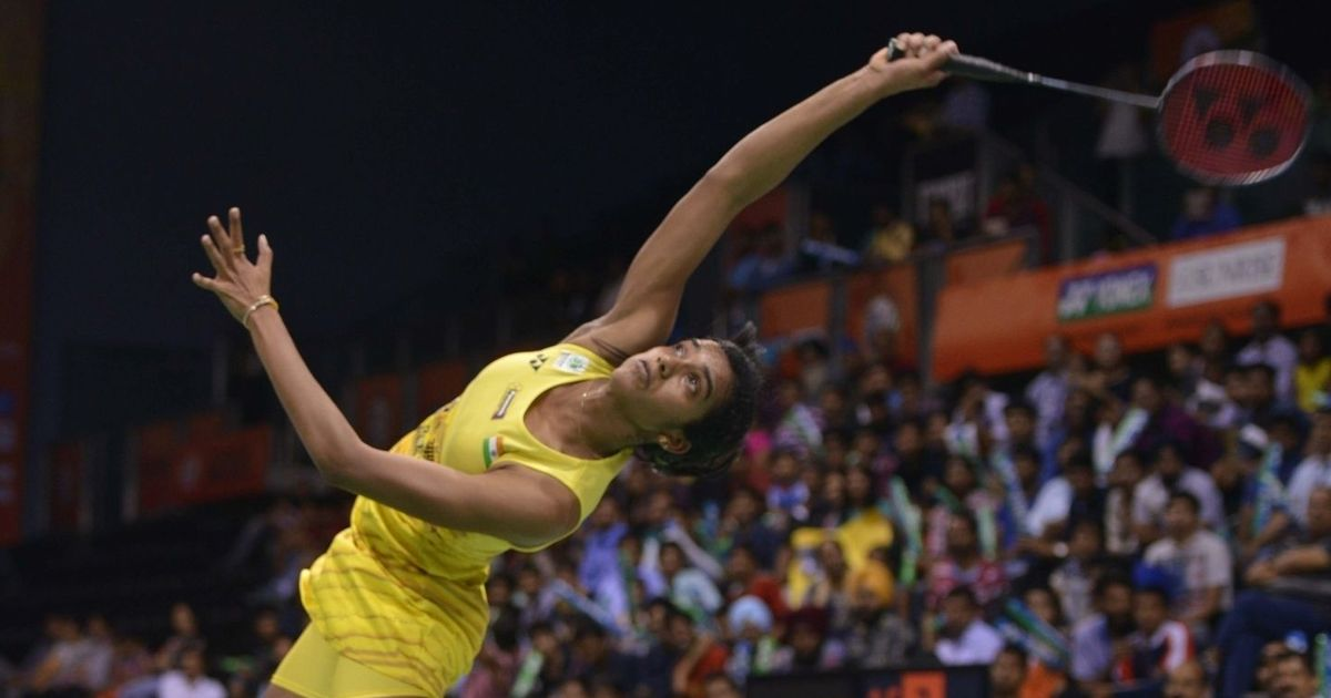 Singapore Open PV Sindhu fights back to clinch gritty win over Nozomi Okuhara in opener