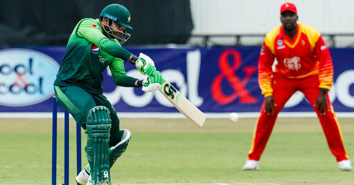 Clean sweep: Pakistan beat Zimbabwe by 131 runs to win ODI series 5-0