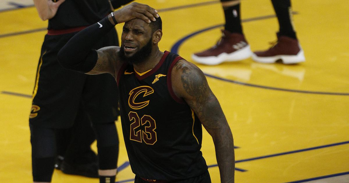 LeBron James losing his cool against J.R Smith in the NBA finals has sparked off epic Twitter memes
