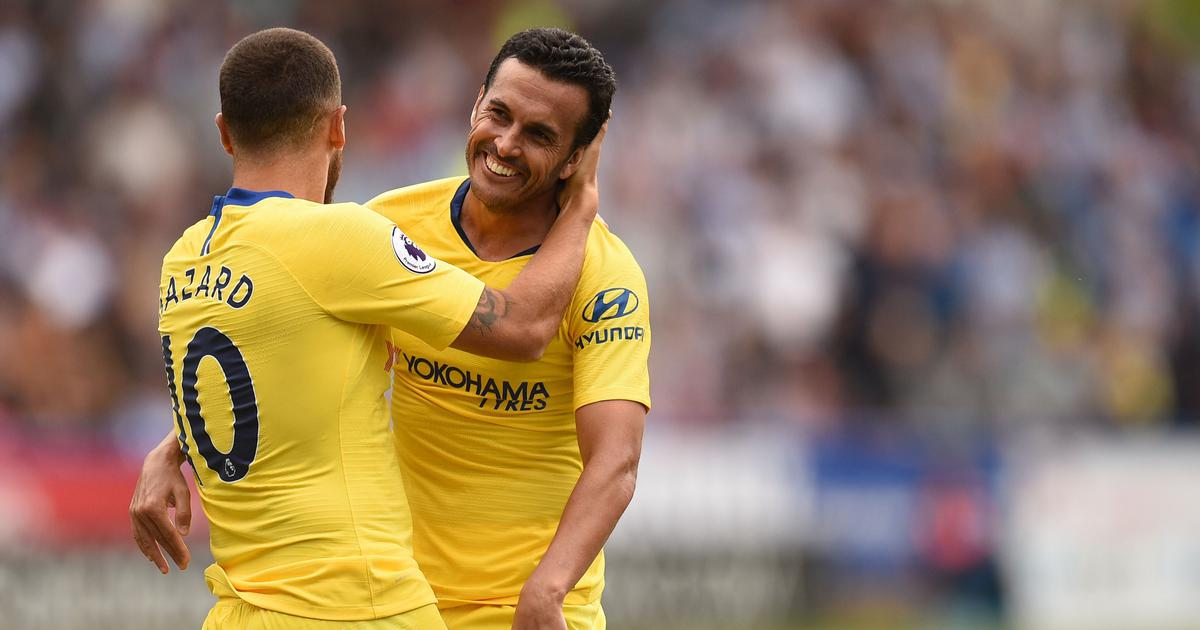 Premier League: Sarri era begins at Chelsea with a 3-0 win over Huddersfield, Spurs win at Newcastle
