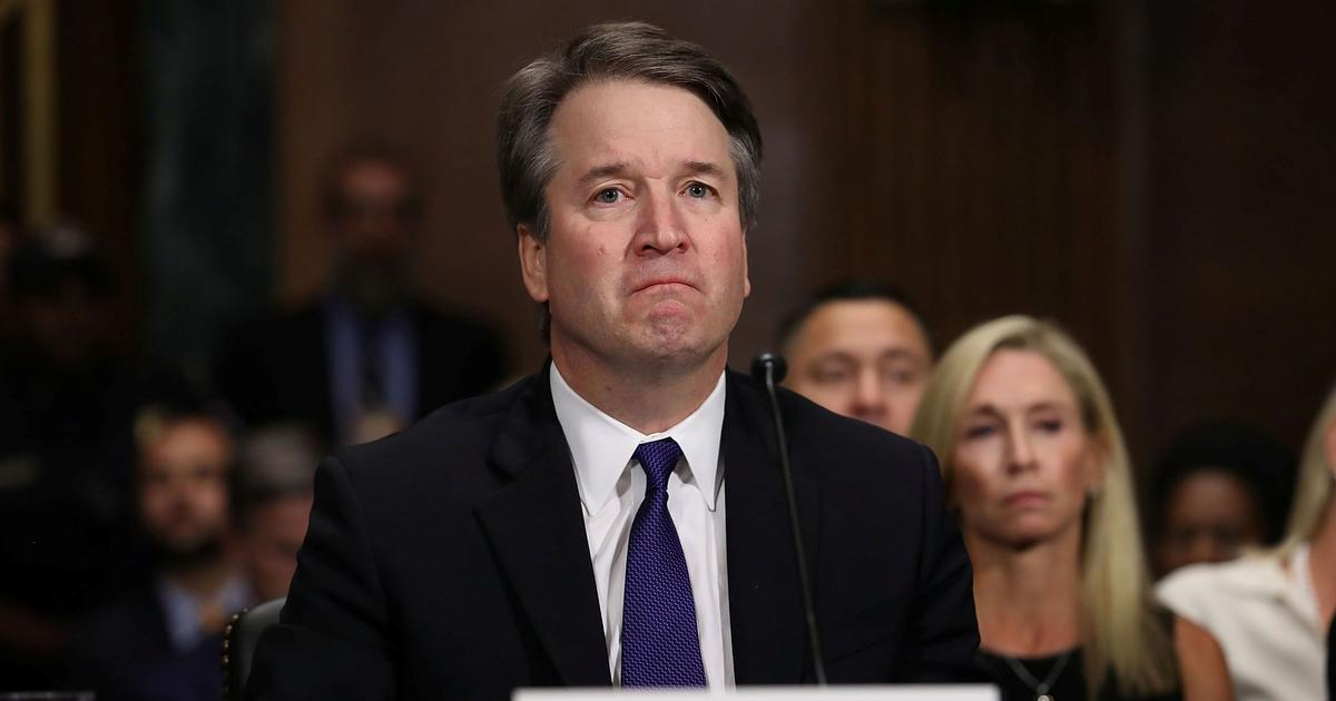 'I'm innocent of this charge': US Supreme Court nominee Brett Kavanaugh denies assault allegation