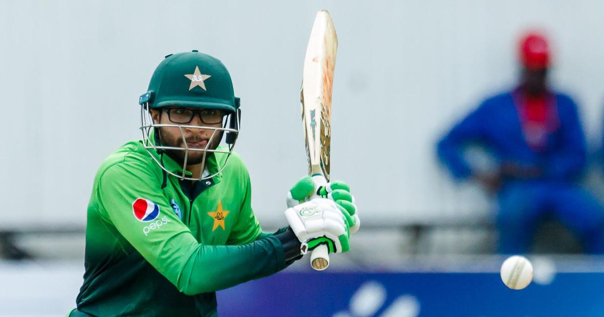 Imam, Shadab star as Pakistan crush Zimbabwe by 201 runs