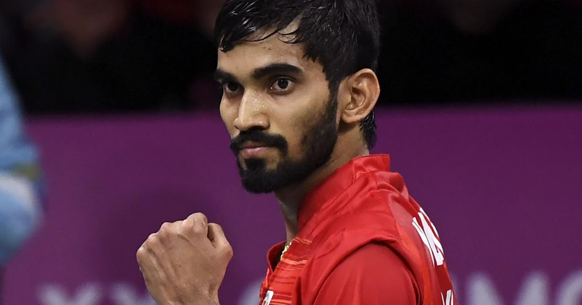 Japan Open badminton: Srikanth is the lone Indian remaining in the fray after Sindhu, Prannoy exit