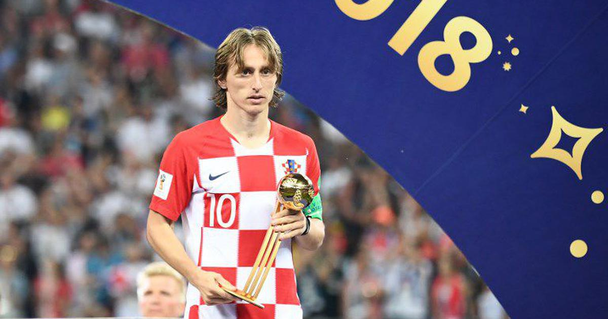 World Cup star Modric to stay at Real Madrid after pay rise puts him on par with Ramos