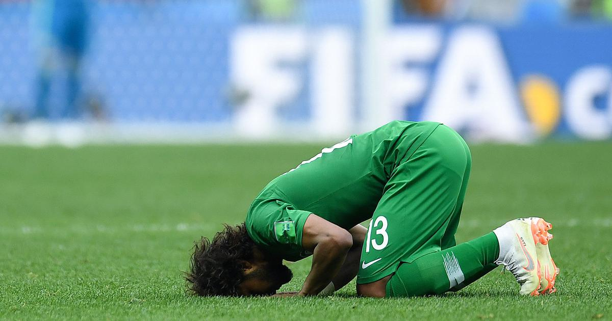 Russia's 5-0 drubbing of Saudi Arabia showcases the gap between Asia and the rest of the world