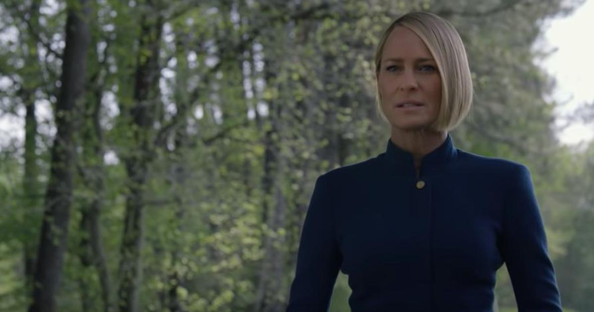 'House of Cards' final season teaser reveals the fate of Kevin Spacey's Frank Underwood