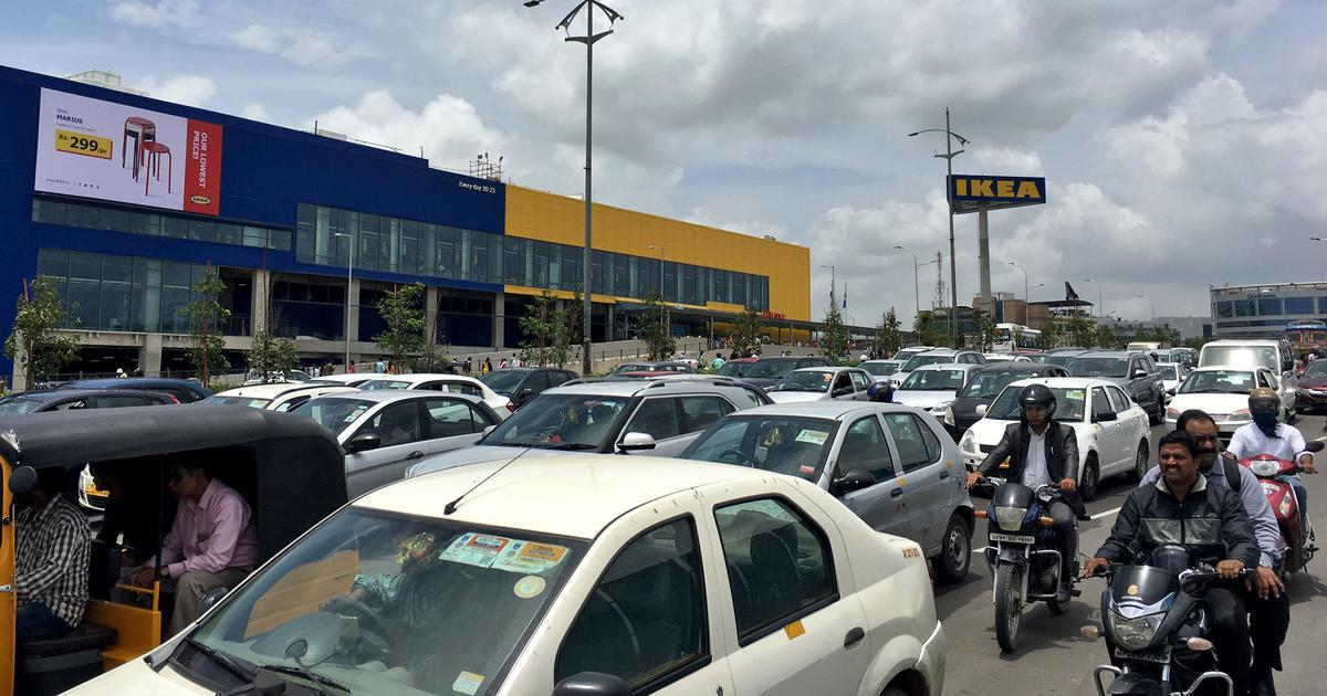 Ikeas India Store Has Seen Such A Rush That Its Telling Customers