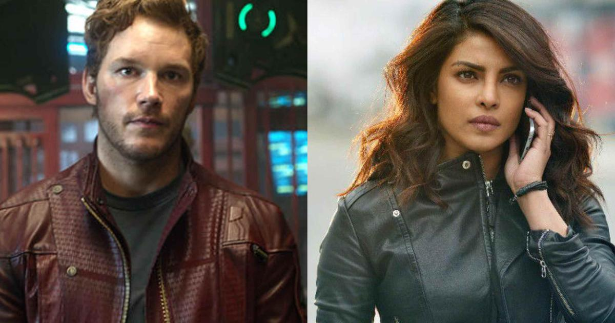 Priyanka Chopra paired with Chris Pratt in 'Cowboy Ninja Viking'