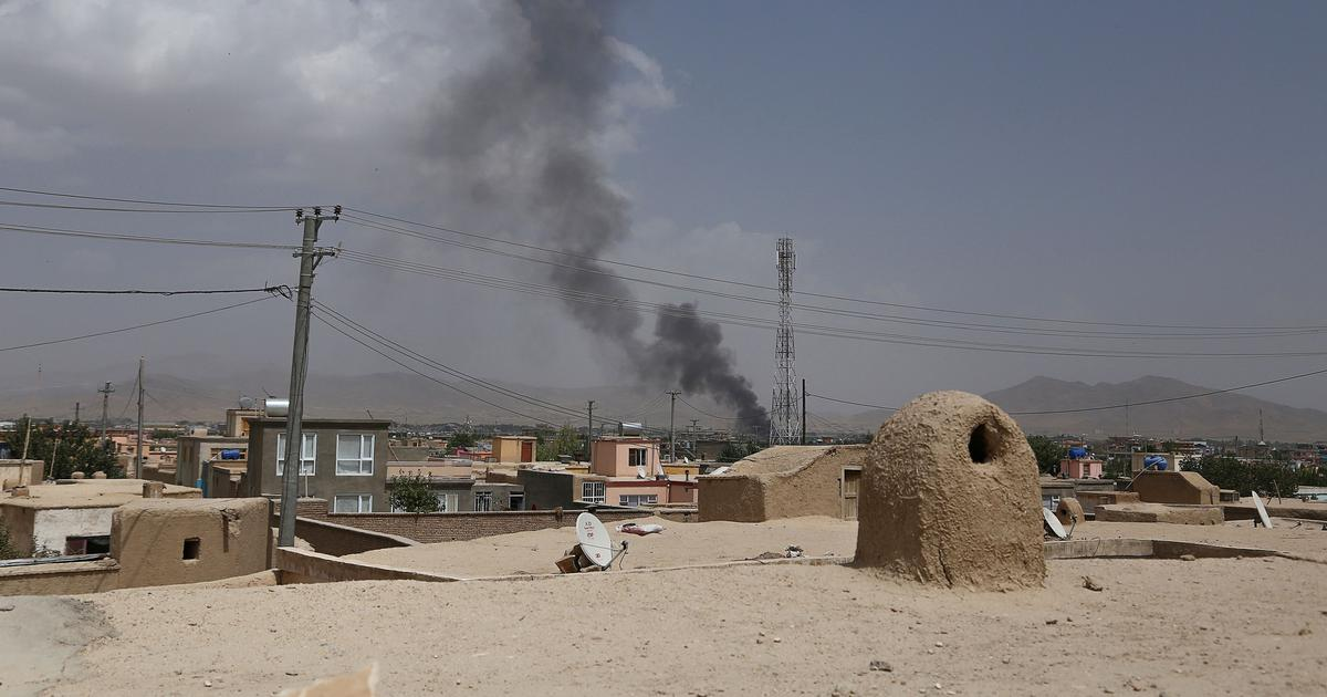 Afghanistan: At least 70 policemen, 20 civilians killed in Ghazni in four days, says government