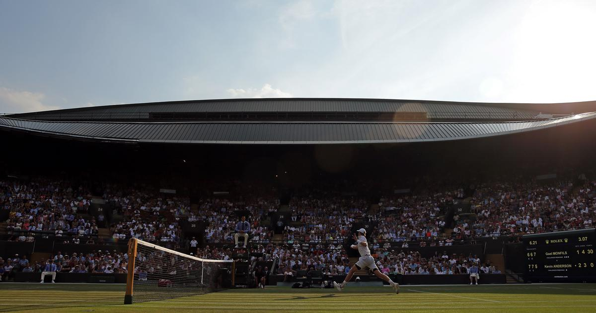 Momentum graph, automated video clips and more: Wimbledon goes into stats overdrive