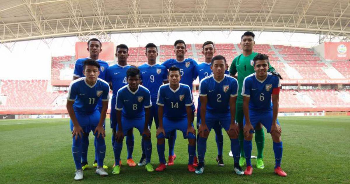 Hua Shan four-nation Cup: India U16s draw 1-1 against DPR Korea U16s