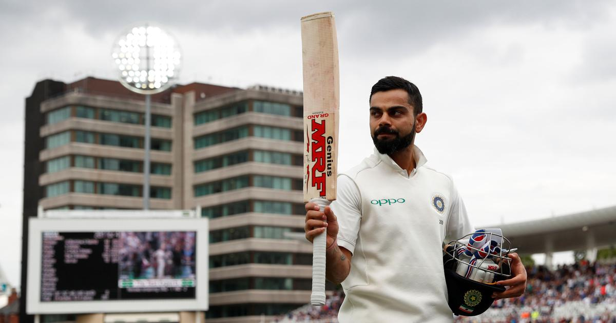 India's ratings in England series: Kohli, pace trio soar while Rahane and Dhawan disappoint