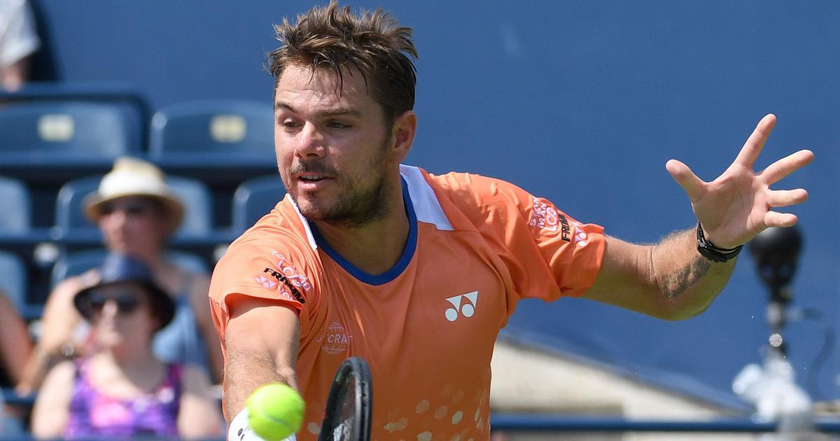 Rogers Cup: Wawrinka beats Kyrgios; Djokovic, Dimitrov advance; Nishikori loses