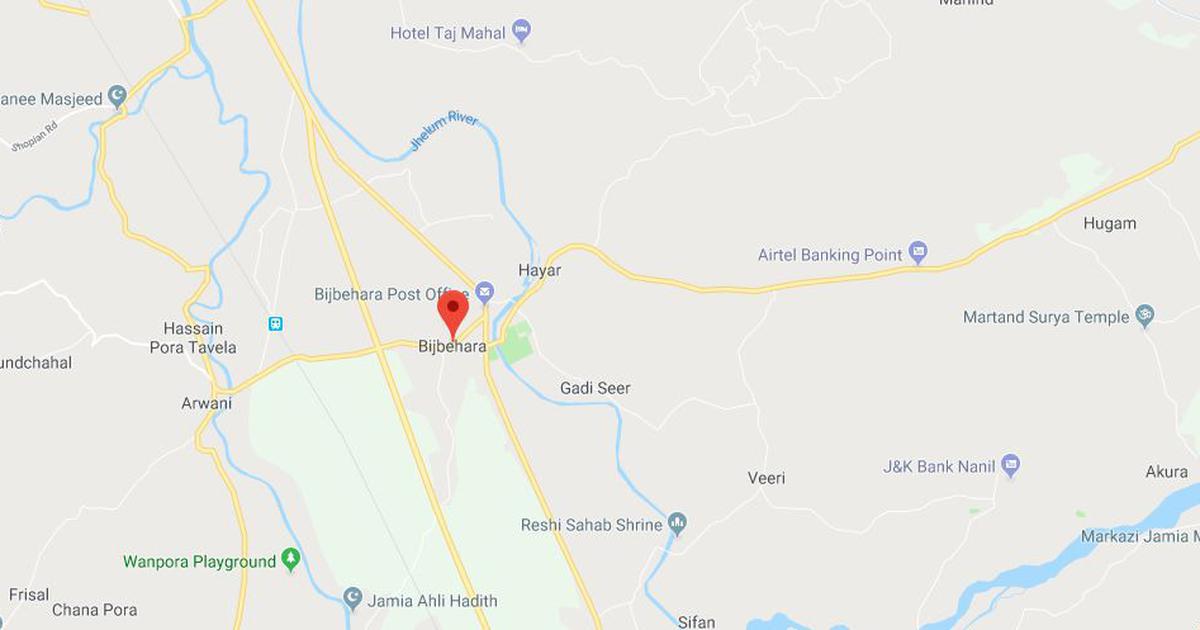 Jammu and Kashmir: Suspected militants kill policeman in Bijbehara town