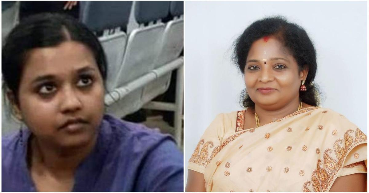 Full text: Father of Lois Sophia claims BJP leader Tamilisai Soundararajan threatened his daughter