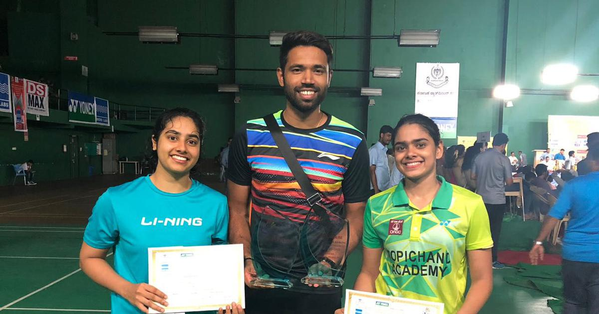 Badminton: Finally armed with the right partner, Arathi Sara Sunil is looking forward to Asian Games