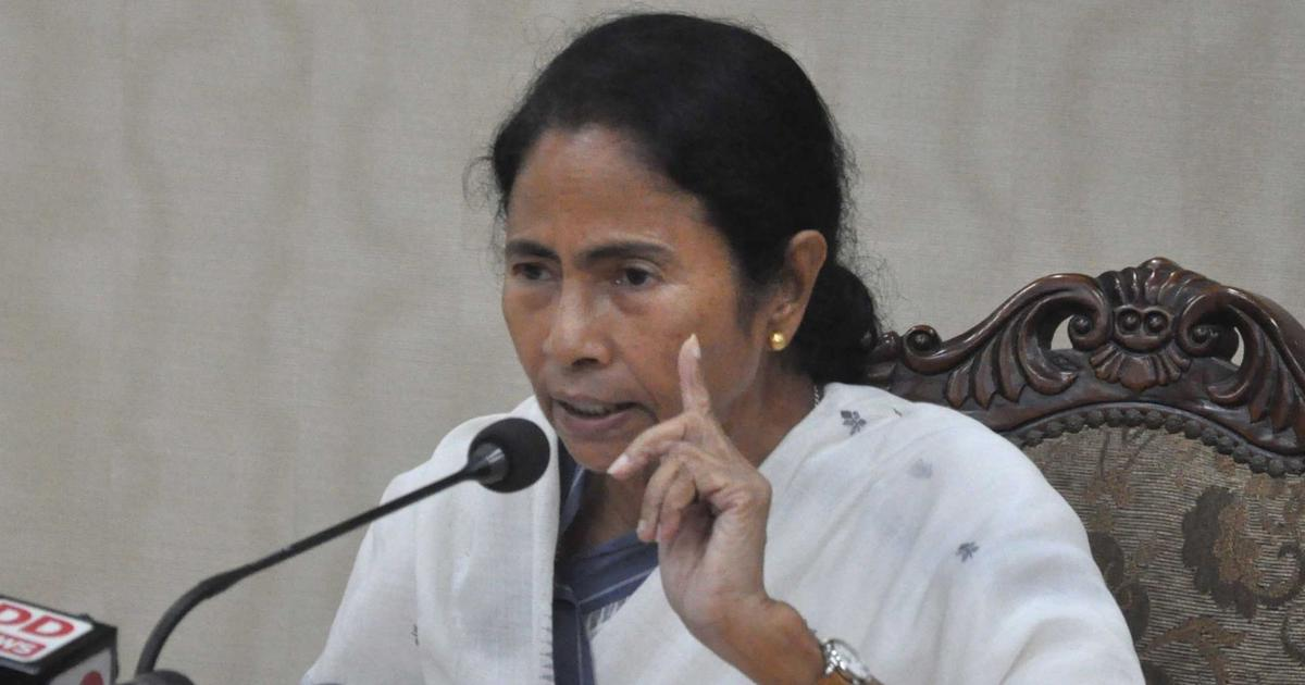 Assam NRC final draft: 'Is the government trying to forcefully evict people?' asks Mamata Banerjee