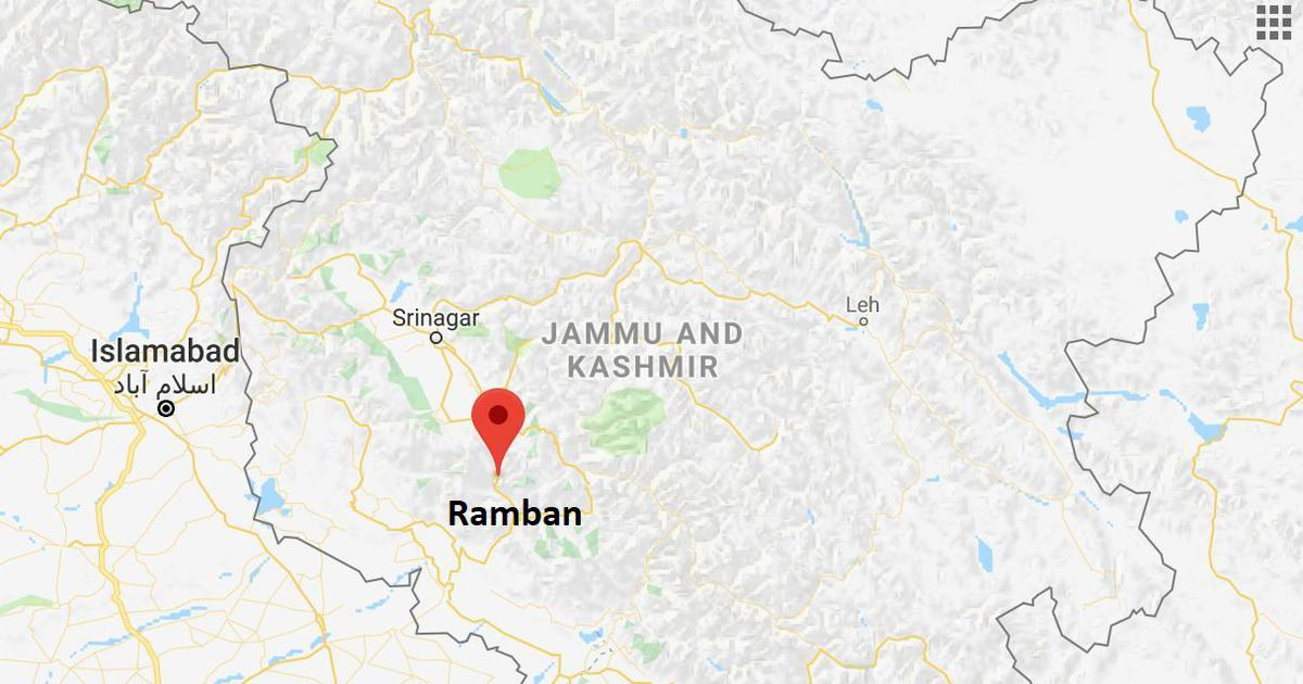 Jammu & Kashmir: 20 dead, 16 injured after bus falls into gorge in Ramban