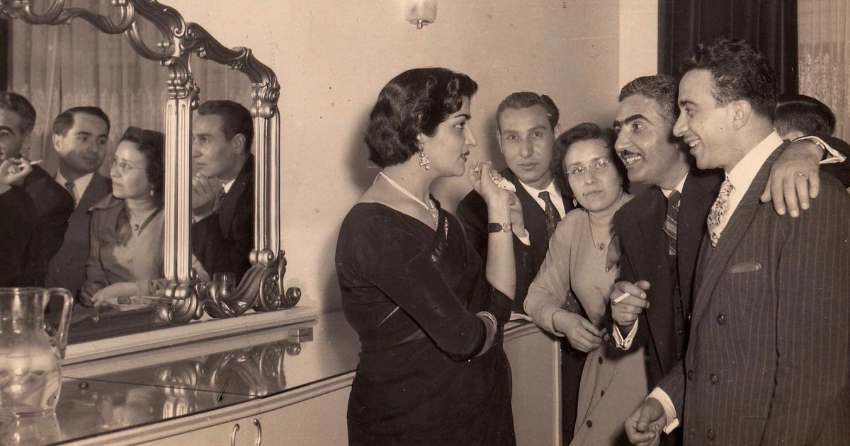 The story of my mother, the actress who was almost cast as Anarkali in 'Mughal-e-Azam'