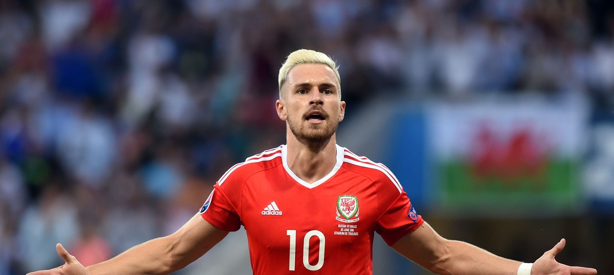 promo code 05f63 595b9 Wales have shown Arsenal the best position to play Aaron ...
