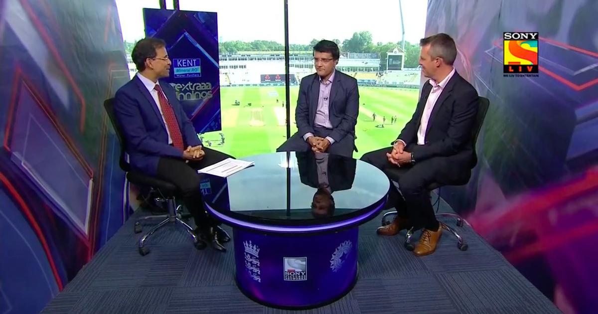 Here's why Sourav Ganguly and Co are in UK but not commentating during the England-India Test series